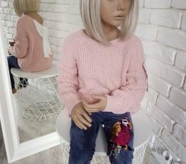 Leginsy parrot a'la jeans