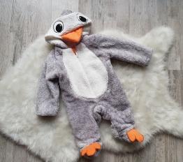 Kombinezon pingwinek
