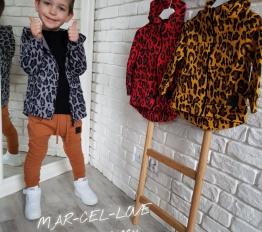 Spodnie Awesome nie-dekatyzowane karmel