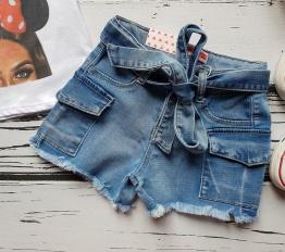 Spodenki dresowy jeans