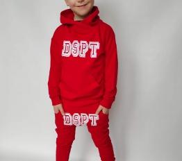 Bluza Despacito DSPT czerwona