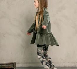 Mashmnie camouflage kurtka khaki