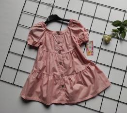 Sukienka parts róż
