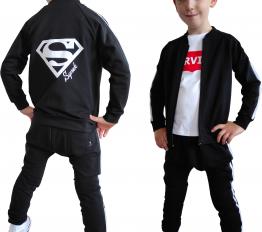Komplet  Super  Synek czarny