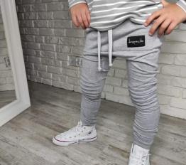 Spodnie Despacito basic szare