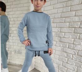 Bluza Despacito Basic niebieska